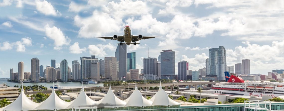 Ft Lauderdale Airport to port of Miami Shared